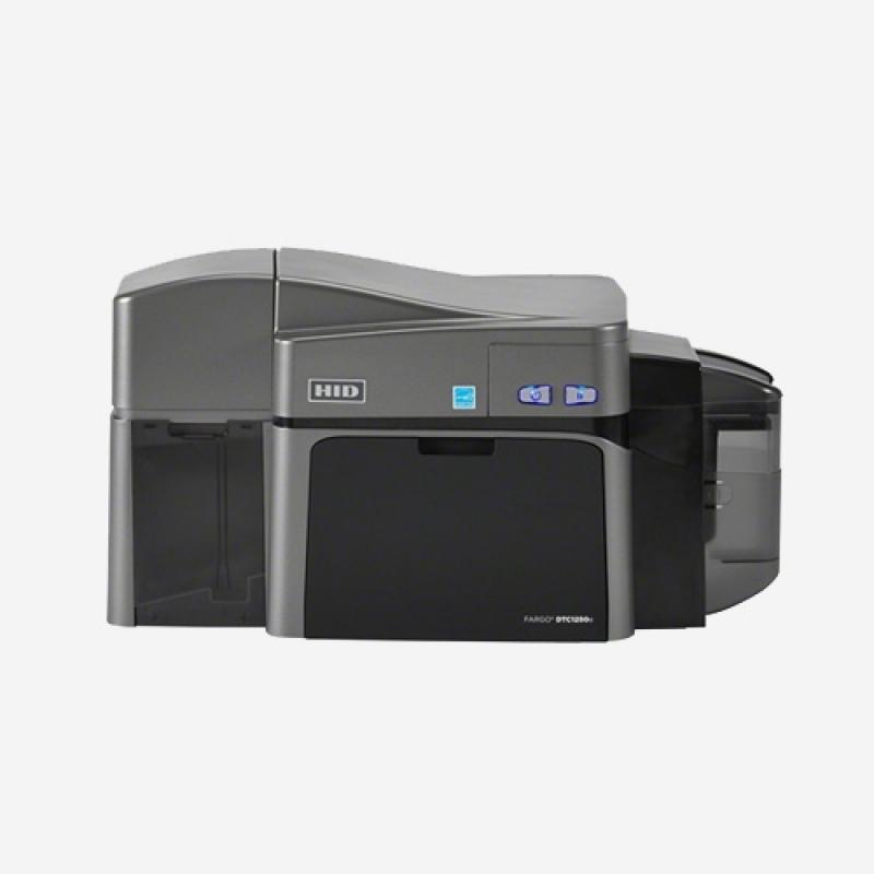 Comprar Impressora de Cartão Pvc Dtc1250e Alphaville - Impressora de Cartão Pvc Fargo