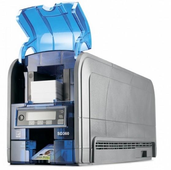 Impressora de Cartão Pvc Datacard Orçamento Barra Funda - Impressora de Cartão Pvc Colorida
