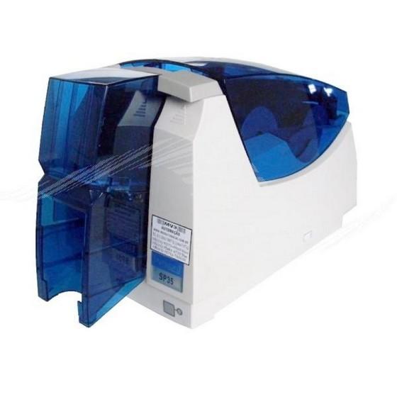 Impressora de Cartão Pvc Datacard Sp35 Colorida Jardins - Impressora de Cartão Pvc Colorida