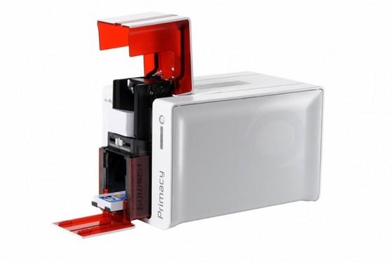 Impressora de Cartão Pvc Primacy Orçamento Santa Isabel - Impressora de Cartão Pvc Fargo
