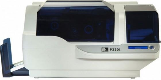 Impressora de Cartão Pvc Zebra P330i Orçamento Bragança Paulista - Impressora de Cartão Pvc Colorida