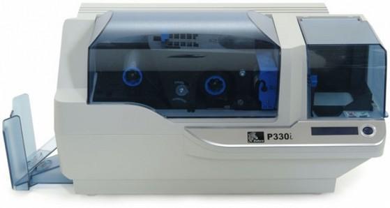 Impressora de Cartão Pvc Zebra P330i Ermelino Matarazzo - Impressora de Cartão Pvc Fargo
