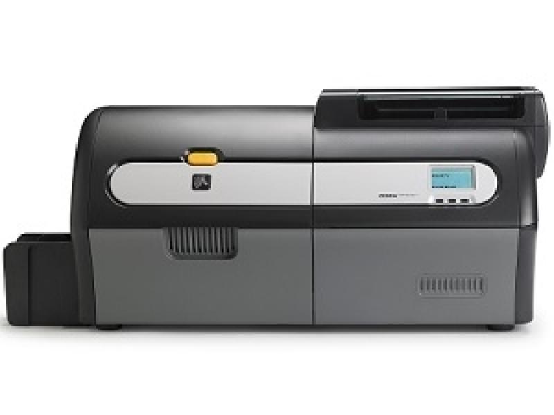 Impressora de Cartão Pvc Zebra Francisco Morato - Impressora de Cartão Pvc Dtc1250e