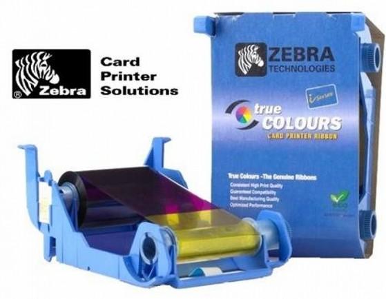 Suprimento Zebra para Impressora Vila Marisa Mazzei - Suprimento para Produção de Carteirinhas em Pvc