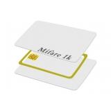 cartão de acesso com chip para empresa Manaus