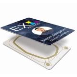 cartão personalizado de acesso valor Itu