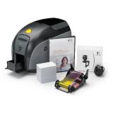 empresa de manutenção de impressora zebra zxp3 Luz