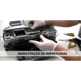 manutenção impressora evolis