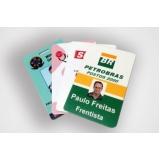 fabricante de crachá personalizado preço Vila Guilherme