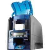 impressora de crachá sd260 preço Alphaville