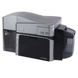 impressora de crachá fargo