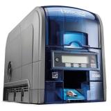 impressora de crachá sd260