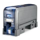 impressora de crachás sd360 - datacard Vila Romana