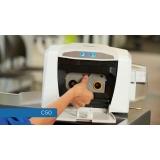impressora fargo c50 Luz