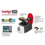 impressora para cartão pvc evolis badgy200