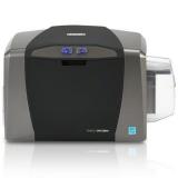 impressora para crachá fargo dtc1250e