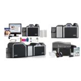 impressoras fargo hdp5000 dual Araras