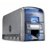 manutenção de impressora datacard sd260