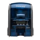 manutenção de impressora datacard sd360