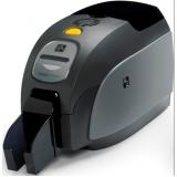manutenção de impressora zebra zxp3