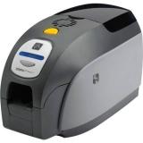 onde encontrar impressora para crachá zebra zxp3 Jurubatuba