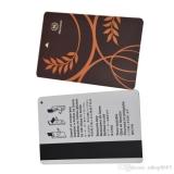 quanto custa cartão personalizado de acesso Vila Ré