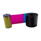 ribbon colorido datacard sp35