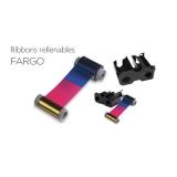 ribbon para impressora fargo dtc1250e preço Luz