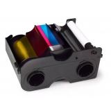 ribbon para impressora fargo dtc1250e Vila Dila
